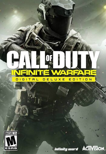Call of Duty: Infinite Warfare Digital Deluxe Edition (DLC) Steam Key NORTH AMERICA