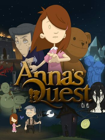 Anna's Quest Steam Key GLOBAL