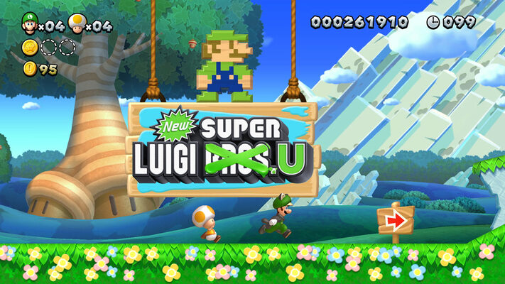 Buy New Super Mario Bros U Deluxe Nintendo Switch Key Eneba