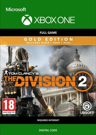 Tom Clancy's The Division 2 (Gold Edition) (Xbox One) Xbox Live Key GLOBAL
