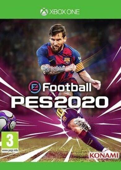 eFootball PES 2020 (Xbox One) Xbox Live Key GLOBAL