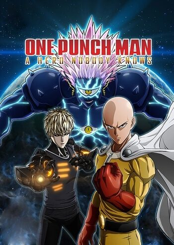 One Punch Man: A Hero Nobody Knows Steam Key EUROPE