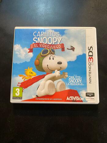 The Peanuts Movie: Snoopy's Grand Adventure (Carlitos Y Snoopy El Videojuego) Nintendo 3DS