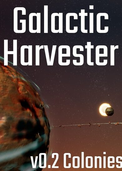 Galactic Harvester Steam Key GLOBAL