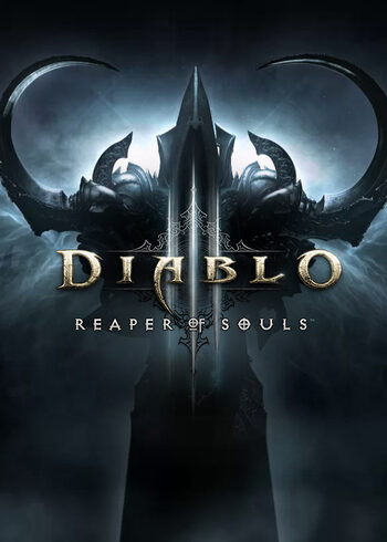 Diablo III: Reaper of Souls (DLC) Battle.net Key GLOBAL