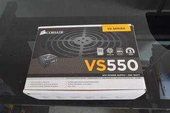 Corsair VS550 (2018) ATX 550 W 80+ PSU