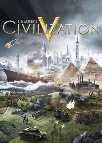 Sid Meier's Civilization 5 (Gold Edition) Steam Key GLOBAL