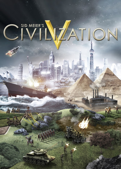 Civilization 5 (Gold Edition) Steam Key GLOBAL