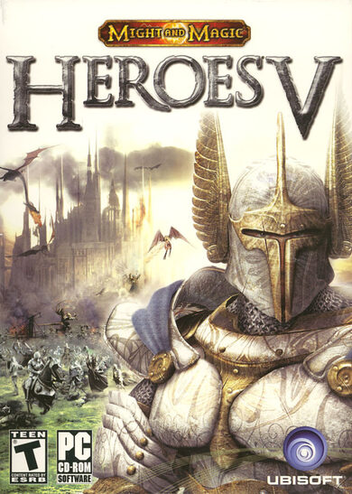 Heroes of Might & Magic V Uplay Key GLOBAL