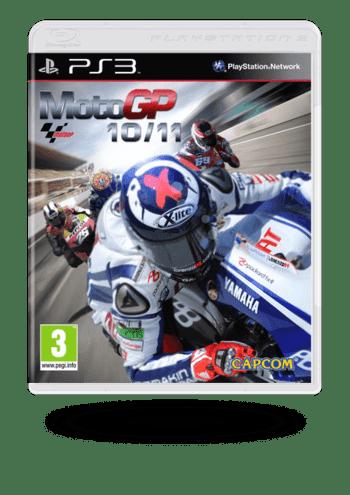 MotoGP 10/11 PlayStation 3