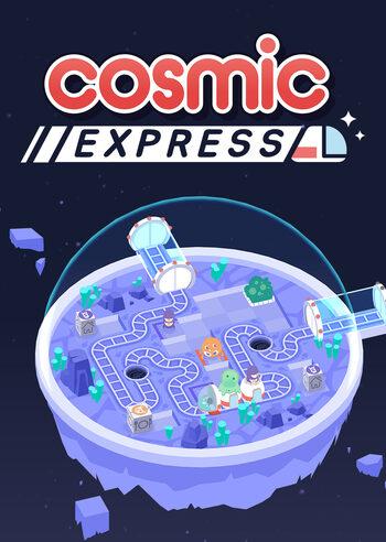 Cosmic Express (Nintendo Switch) eShop Key UNITED STATES
