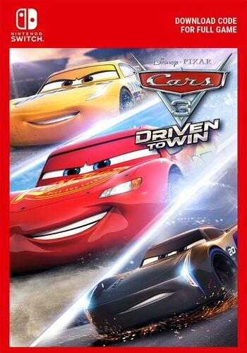Cars 3: Driven to Win (Nintendo Switch) eShop Key EUROPE