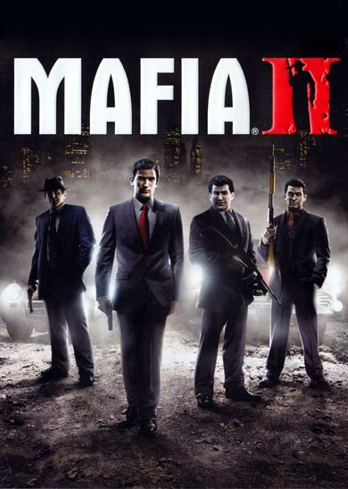 Mafia II - Director's Cut Gog.com Key GLOBAL