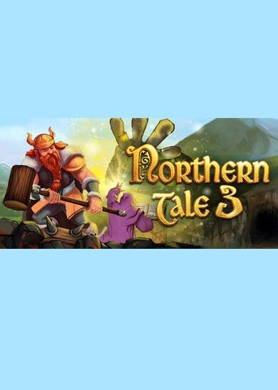 Qumaron / Northern Tale 3 Steam Key GLOBAL