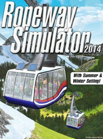 Ropeway Simulator 2014 Steam Key GLOBAL