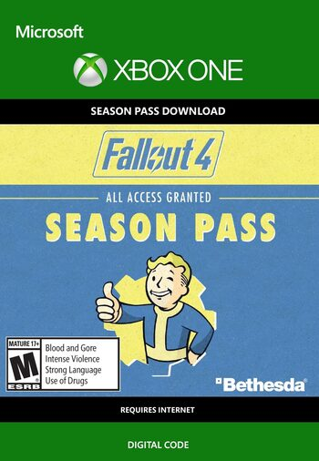 Fallout 4 - Season Pass (DLC) (Xbox One) Xbox Live Key UNITED STATES