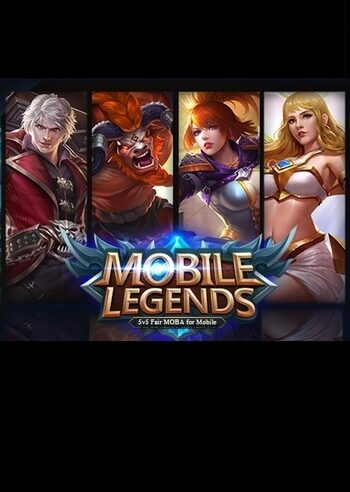 Mobile Legends - 5 USD - 278 Diamonds Key GLOBAL