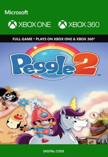 Peggle 2 (Xbox 360 / Xbox One) Xbox Live Key GLOBAL