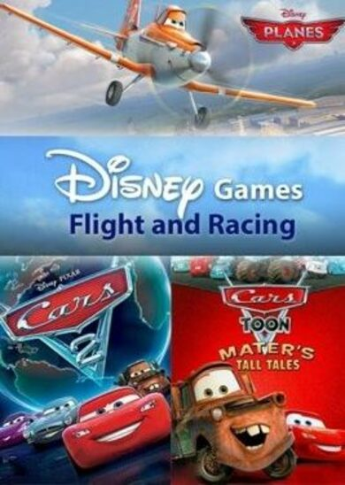 Disney: Flight and Racing Steam Key EUROPE