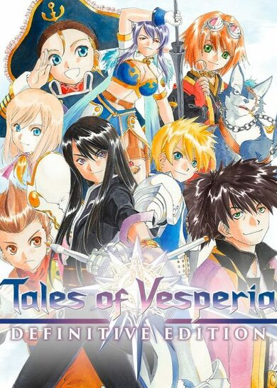 Tales of Vesperia: Definitive Edition Steam Key EUROPE