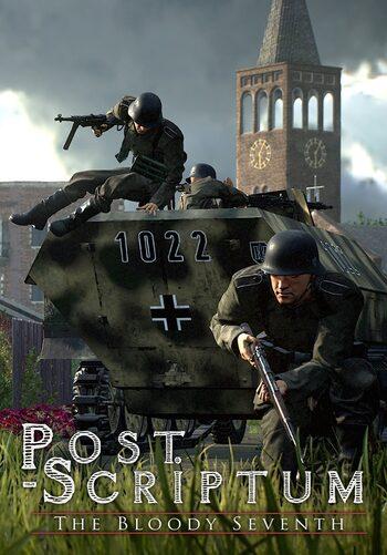 Post Scriptum Steam Key LATAM