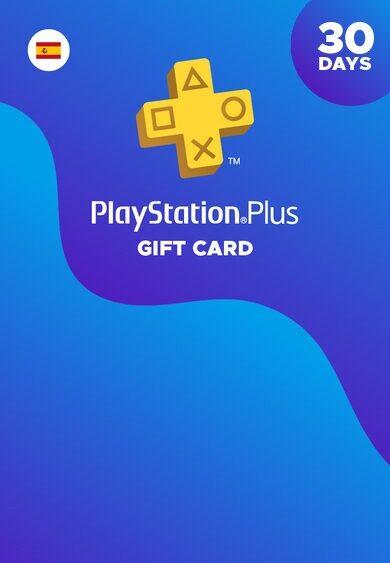 PlayStation Plus Card 30 Days (ES) PSN Key SPAIN