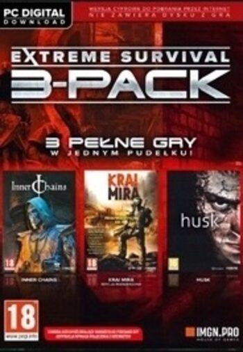 Extreme Survival 3-pack Bundle Steam Key EUROPE