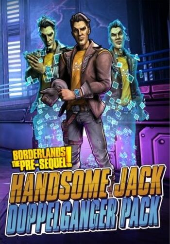 Handsome Jack Doppelganger Pack (DLC) Steam Key EUROPE