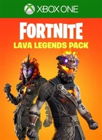 Fortnite – Lava Legends Pack (Xbox One) Xbox Live Key US