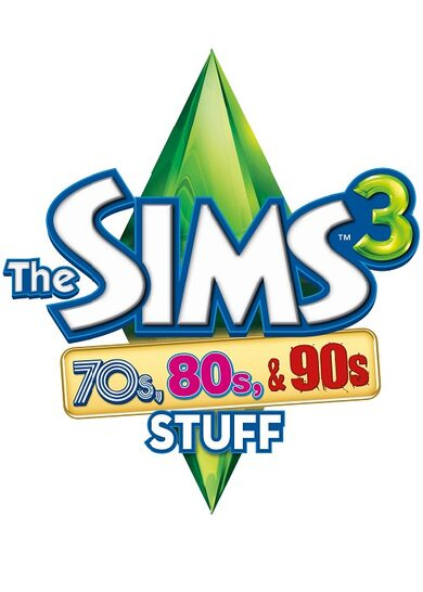The Sims 3: 70s, 80s & 90s Stuff (DLC) Origin Key GLOBAL