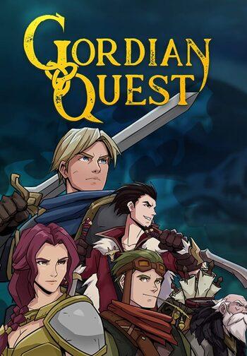 Gordian Quest Steam Key GLOBAL