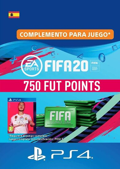 FIFA 20 - 750 FUT Points (PS4) PSN Key SPAIN