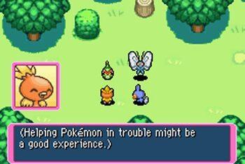 Pokémon Mystery Dungeon: Red Rescue Team Game Boy Advance