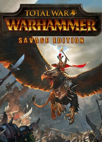 Total War: Warhammer - Savage Edition Steam Klucz EUROPE