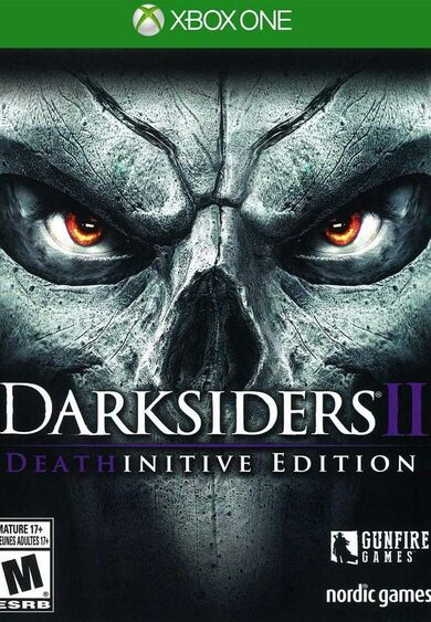 Darksiders 2 (Deathinitive Edition) (Xbox One) Xbox Live Key UNITED STATES