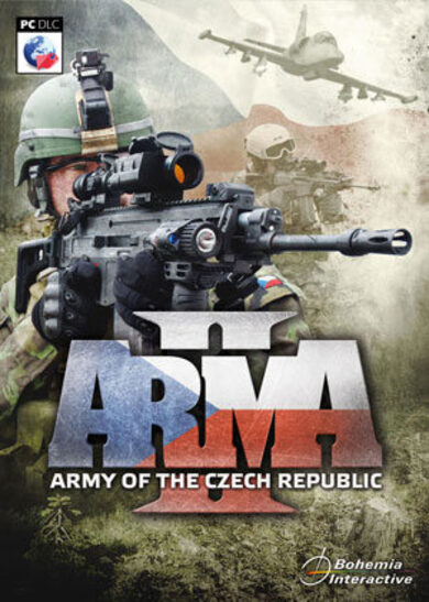 Arma 2: Army of the Czech Republic (DLC) Steam Key GLOBAL