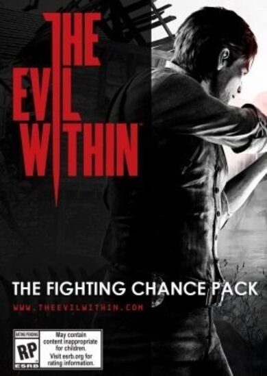 The Evil Within + The Fighting Chance Pack (DLC) Steam Key GLOBAL