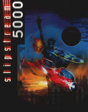 Slipstream 5000 Steam Key GLOBAL