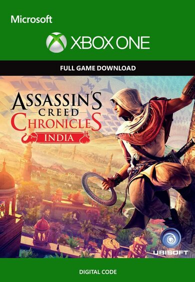 Assassin's Creed Chronicles India Xbox One