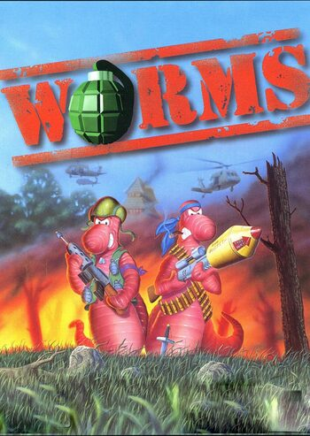 Worms Steam Key GLOBAL