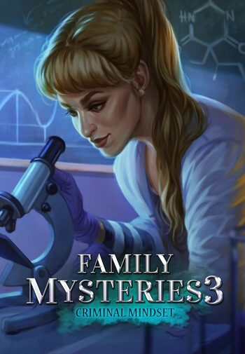 Family Mysteries 3: Criminal Mindset Steam Key GLOBAL
