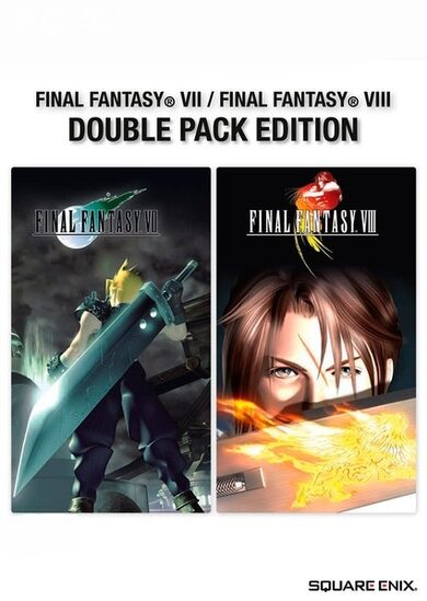 Final Fantasy VII + VIII Steam Key GLOBAL