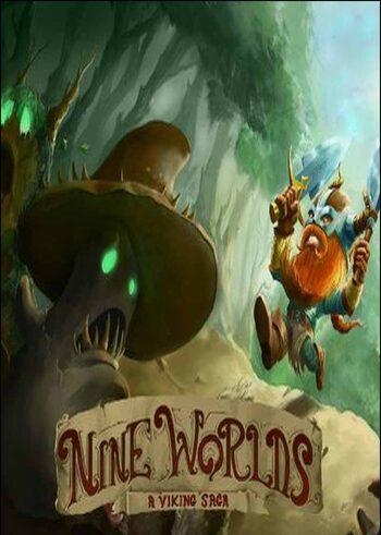 Nine Worlds: A Viking saga Steam Key GLOBAL