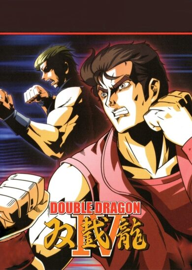 Double Dragon IV Steam Key GLOBAL