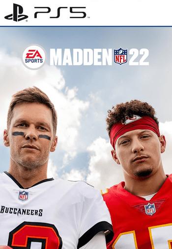 Madden NFL 22 Pre-order Bonus (DLC) (PS5) PSN Key EUROPE
