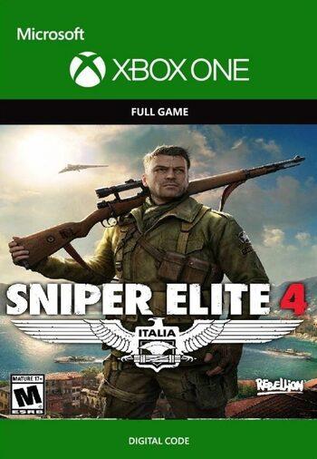 Sniper Elite 4 (Xbox One) Xbox Live Key UNITED STATES