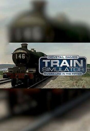 Train Simulator: Riviera Line in the Fifties: Exeter - Kingswear Route (DLC) Steam Key GLOBAL