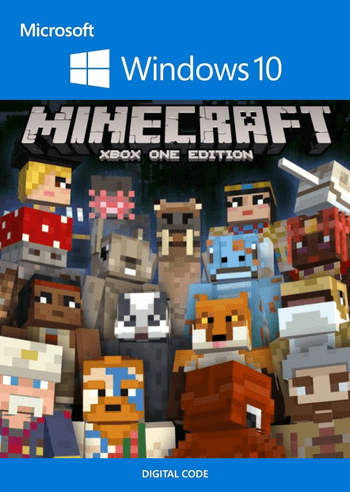 Minecraft Battle & Beasts 2 Skin Pack (DLC) - Windows 10 Store Key EUROPE