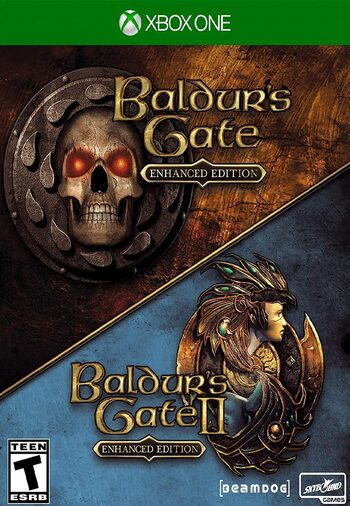 Baldur's Gate and Baldur's Gate II: Enhanced Editions XBOX LIVE Key UNITED STATES
