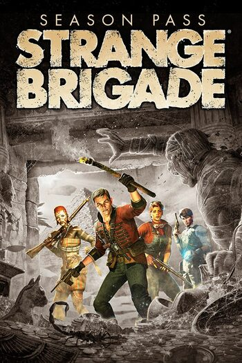 Strange Brigade - Season Pass (DLC) Steam Key GLOBAL